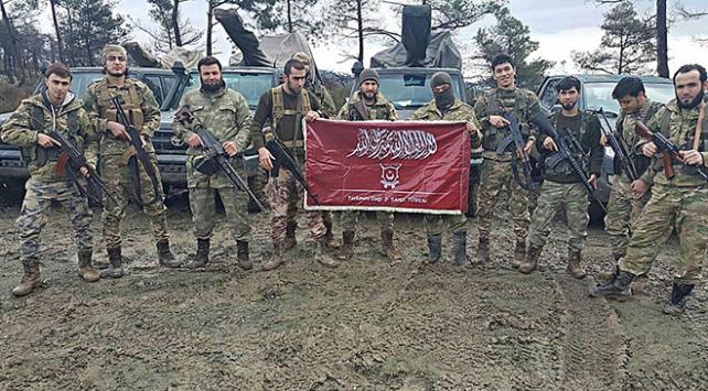 Bayırbucak Türkmenlerinden Afrin operasyonuna destek