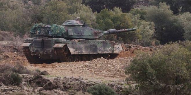 TSK'dan Afrin için yeni açıklama