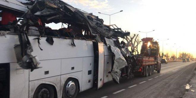 11 kişinin öldüğü kazada yeni gelişme