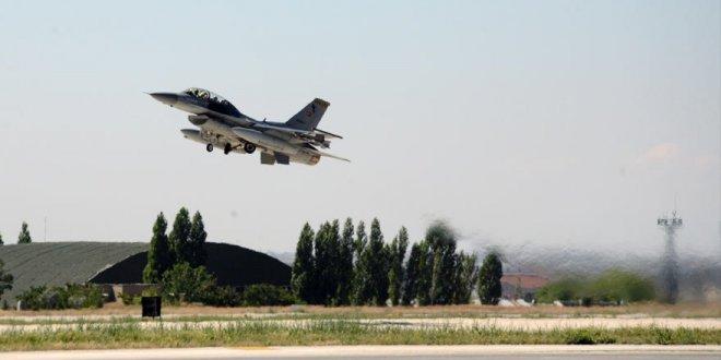 Irak'ın kuzeyinde PKK kampları vuruldu