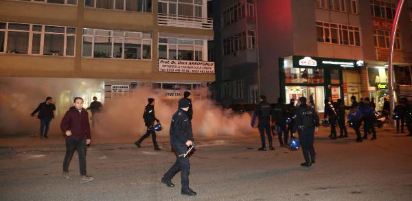 Mehmetçik Afrin'de destan yazarken HDP'liler Ankara ve İstanbul'da olay çıkardı