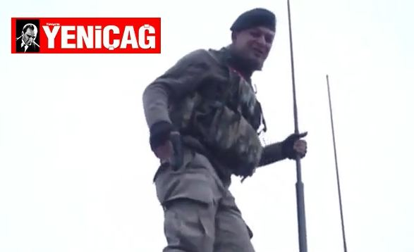 "Afrin'e giden Mehmetçik: ""İstikamet Kızılelma"""