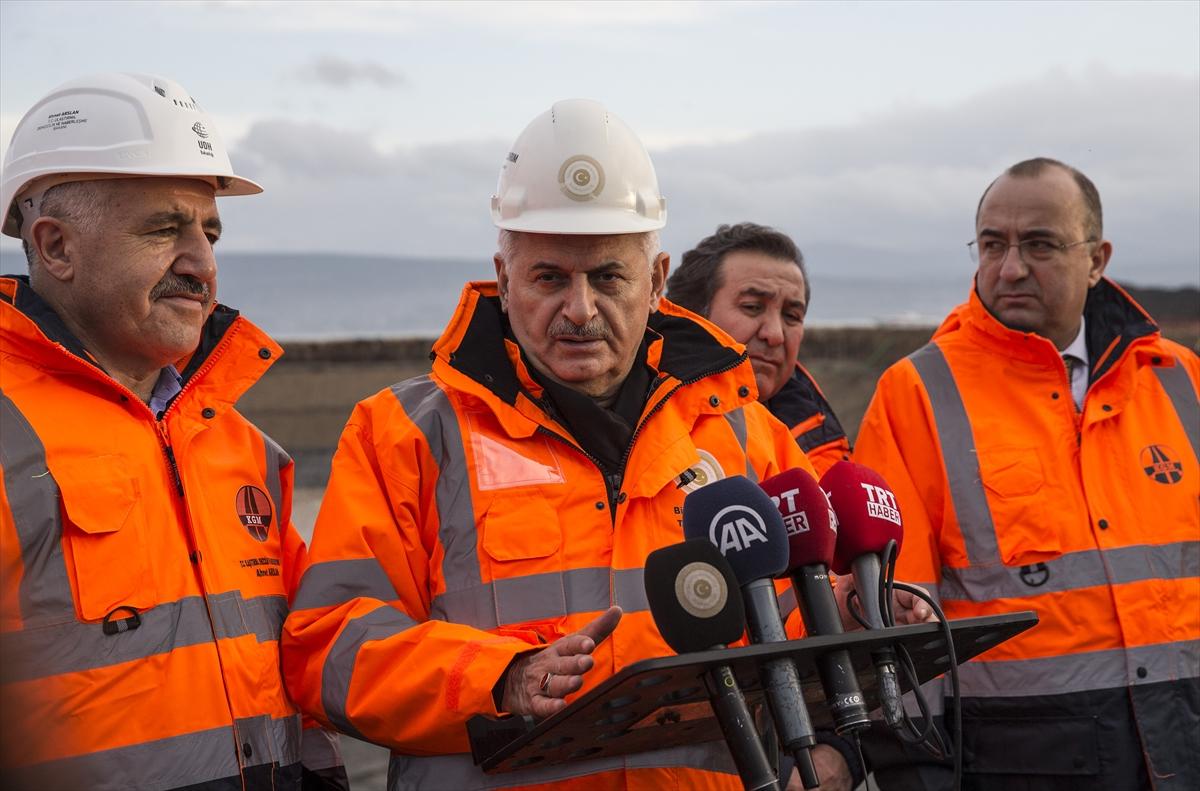 Başbakan Yıldırım: Operasyon ekonomimizi etkilemez