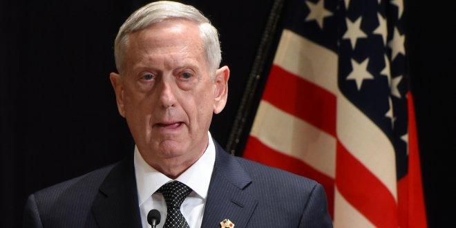 ABD Savunma Bakanı Mattis: Türkiye bizi uyardı