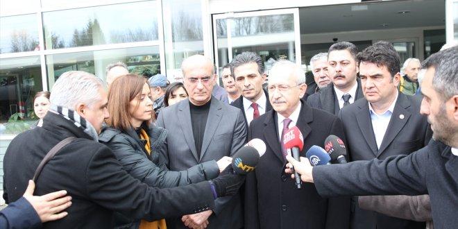 Kılıçdaroğlu: Baykal, gelecek ay dönecek