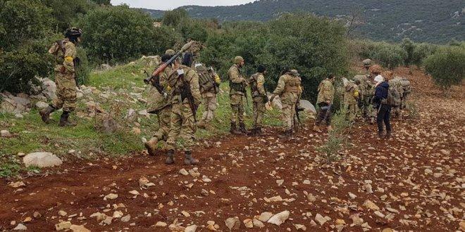 Zeytin Dalı'nda 1 kahramanımız şehit düştü