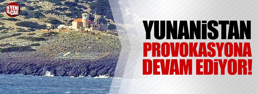 Yunanistan provokasyona devam ediyor!