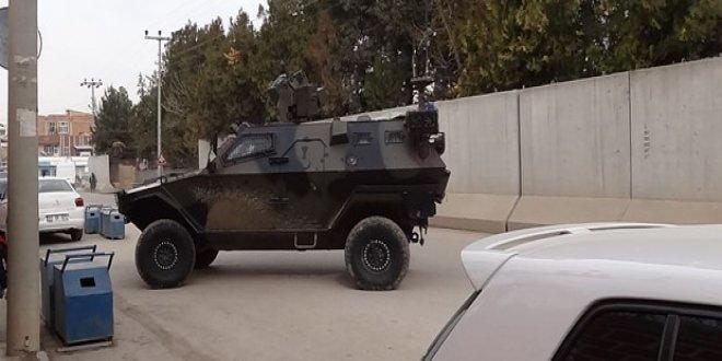 Şanlıurfa'da taciz ateşi: 1 asker yaralı