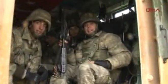"""Kahraman asker: """"Düğüne gidiyoruz"""""""