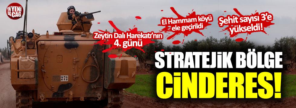 Zeytin Dalı Harekatı'nda 4. gün
