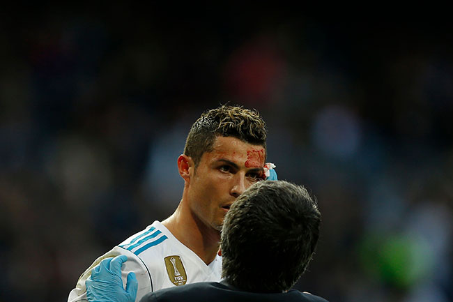 Cristiano Ronaldo İspanya'da alay konusu oldu