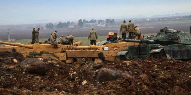 Afrin Harekatında 6. gün