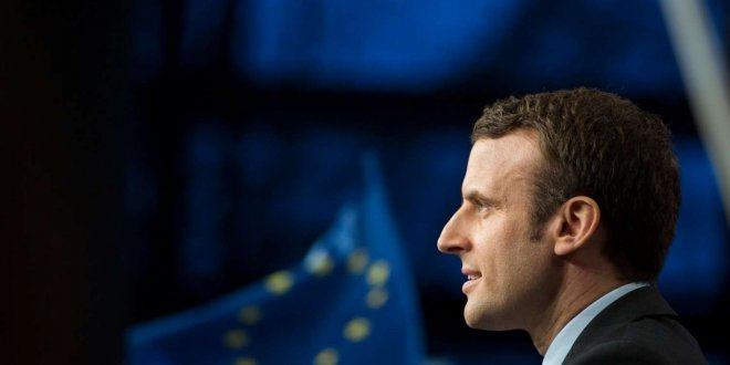 """Macron: """"Kimyasal saldırıya ilişkin kanıtlar var"""""""