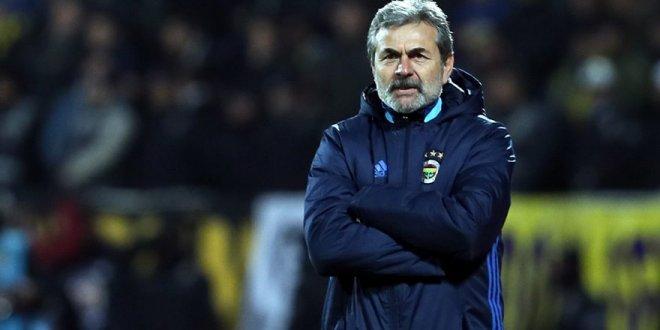 Fenerbahçe'den Aykut Kocaman tepkisi