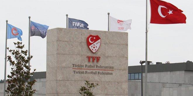 TFF 6 takımı PFDK'ya sevk etti