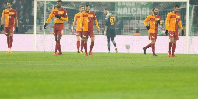 Galatasaray 2-2 Konya ( Maç Özeti)