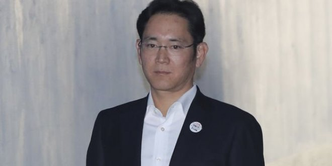 Lee Jae-yong, serbest bırakıldı