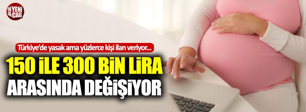 Türkiye'de yasak ama: 'Taşıyıcı annelik'te patlama