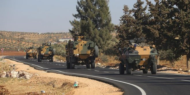 TSK, 4. gözlem noktası için İdlib'de