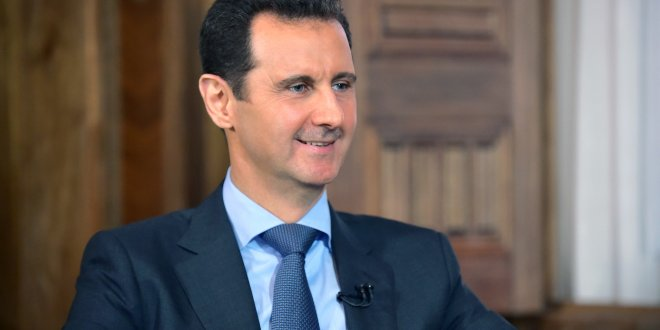 Esad Afrin'e birlik gönderdi iddiası