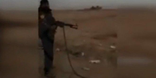 PKK/PYD'li terörist bir sivili böyle öldürdü