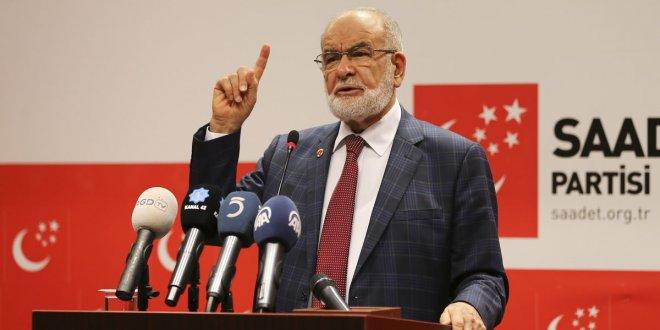 """Karamollaoğlu: """"Hayaller Abdulhamid Han, gerçekler Theodor Hertzel"""""""