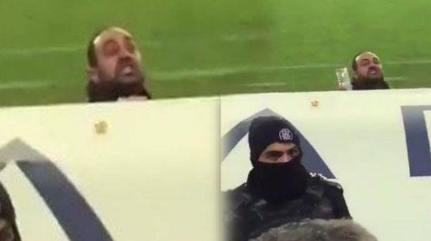 Hasan Şaş'ın Sivas'taki tepki çeken görüntüleri ortaya çıktı