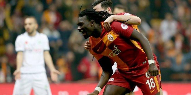 Galatasaray yarı final biletini kaptı