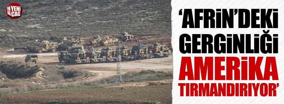 Rusya'dan Afrin'le ilgili açıklama