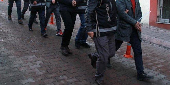 Sosyal medyadaki PKK'lılara gözaltı