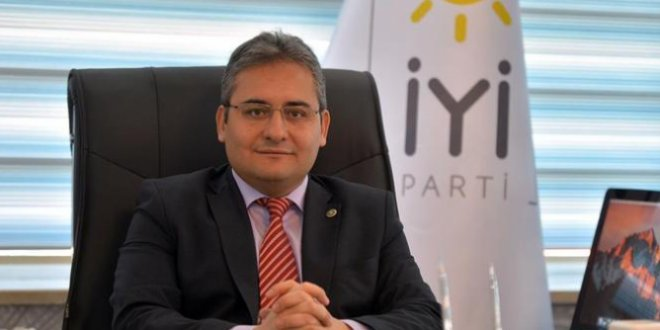 """İYİ Parti, """"İyi bir Türkiye"""" için var"""