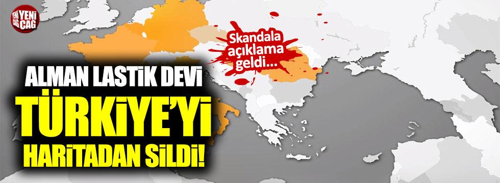 Alman lastik firması Continental Türkiye'yi haritadan sildi