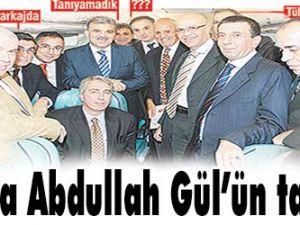 Bu da Abdullah Gül'ün takımı
