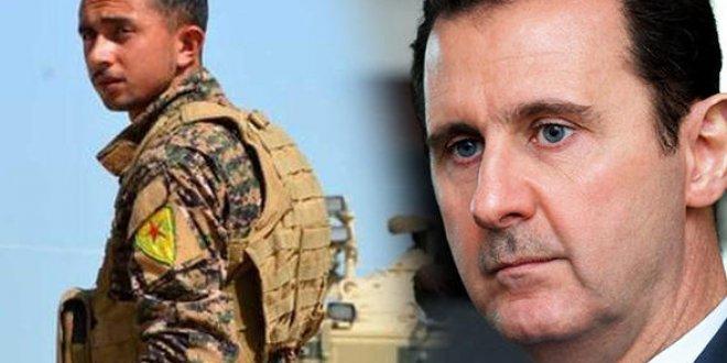 Esad Türkiye'ye karşı PYD/PKK ile anlaştı