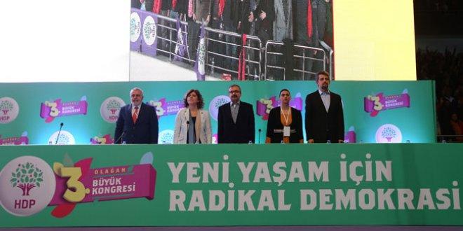 HDP kongresinde Öcalan'a selam gönderildi