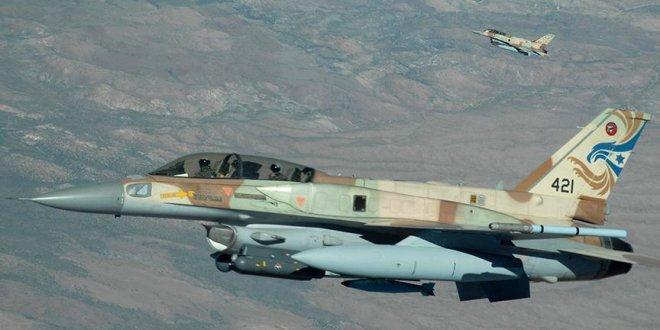 İsrail savaş uçağı nasıl düşürüldü?