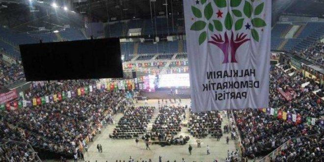 HDP kongresine soruşturma!