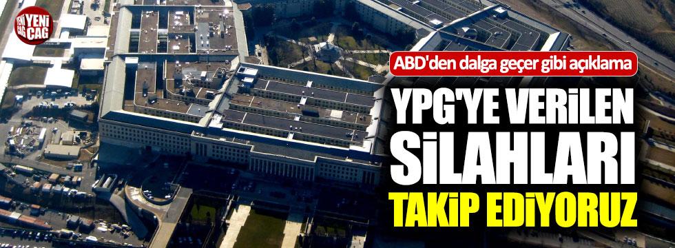 Pentagon'dan dalga geçer gibi PYD açıklaması