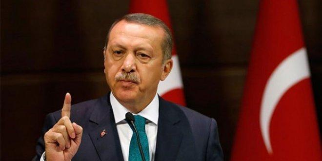 """Erdoğan, """"Afrin'e gideceğim"""""""