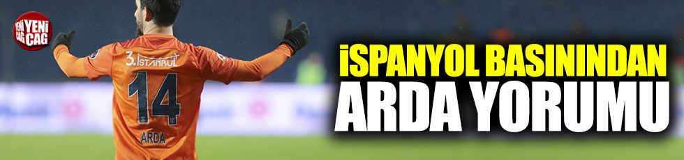 İspanyol basını: Arda Turan'ın kara maçı