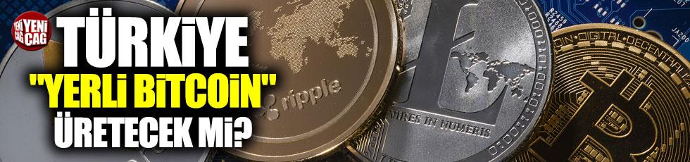 """Türkiye """"yerli Bitcoin"""" üretecek mi?"""