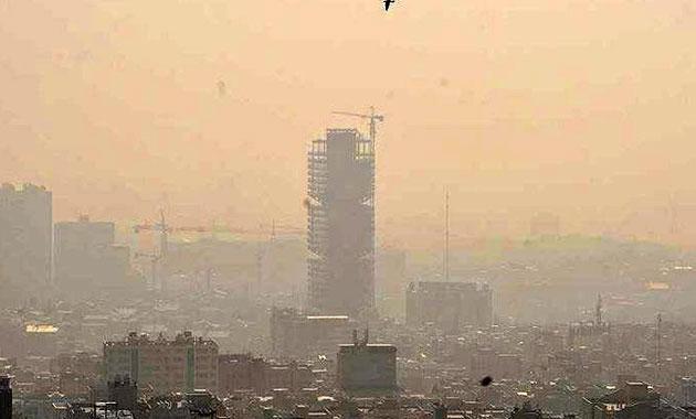 İran'da hava kirliliği hayatı olumsuz etkiliyor