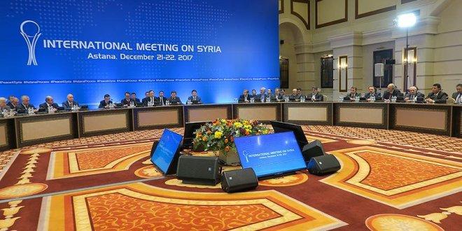 Astana toplantısı ertelendi