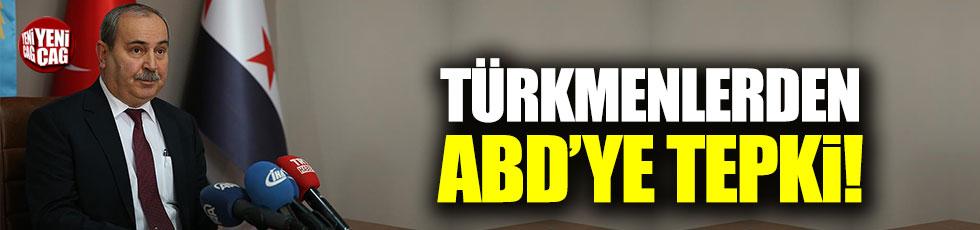 Suriyeli Türkmenlerden, ABD'nin PKK'ya desteğine tepki
