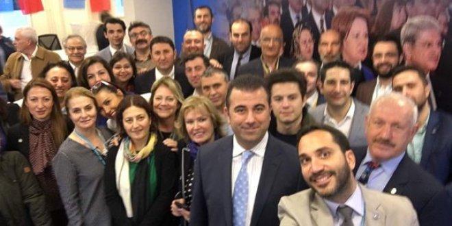 Şişli'de Ahmet Ünal yeniden başkan