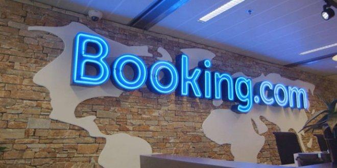 Booking'den Türkiye'ye dönüş sinyali