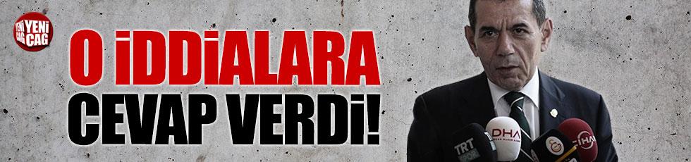 Dursun Özbek'ten Ndiaye iddialarına cevap