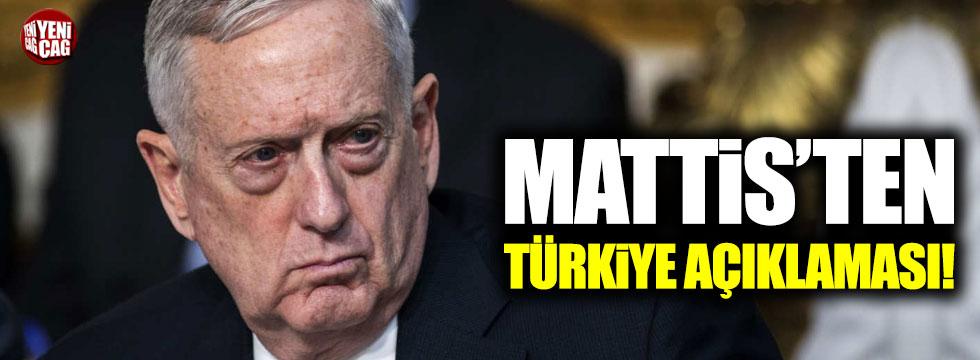 Görüşmenin ardından ABD'den Türkiye açıklaması