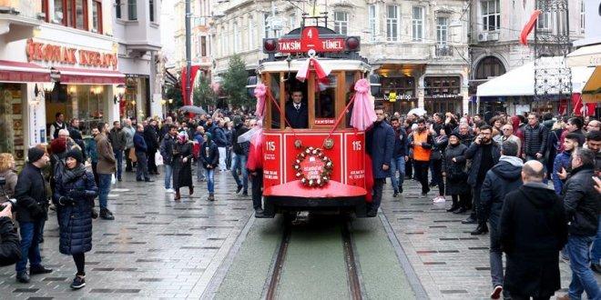 Nostaljik Tramvay İBB'ye devredildi