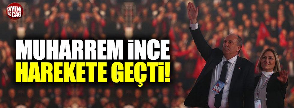 CHP'li İnce'den tüzük değişikliği için imza kampanyası